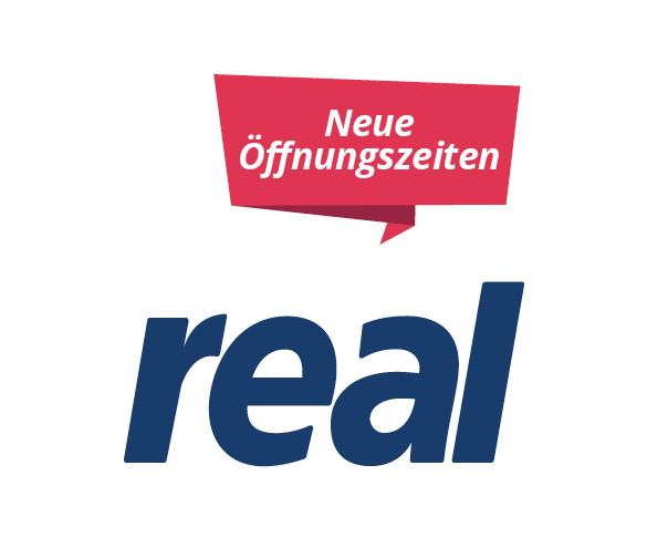 real – Anpassung der Öffnungszeiten